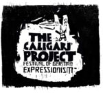 Caligari Project logo woodcut med
