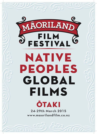 Māoriland Film Festival poster - small